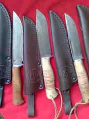 Продам ножи из дамасской стали