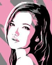 Поп-арт портрет по фото в Могилеве