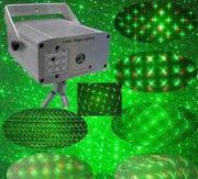 Лазерная установка для дискотек LSS-020 новая
