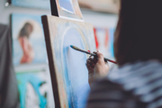 Мастер-класс по живописи для двоих