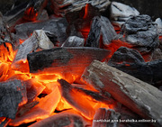 Продам древесный уголь смешанных пород производства