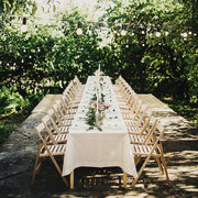 Аренда складных стульев для вашего праздника